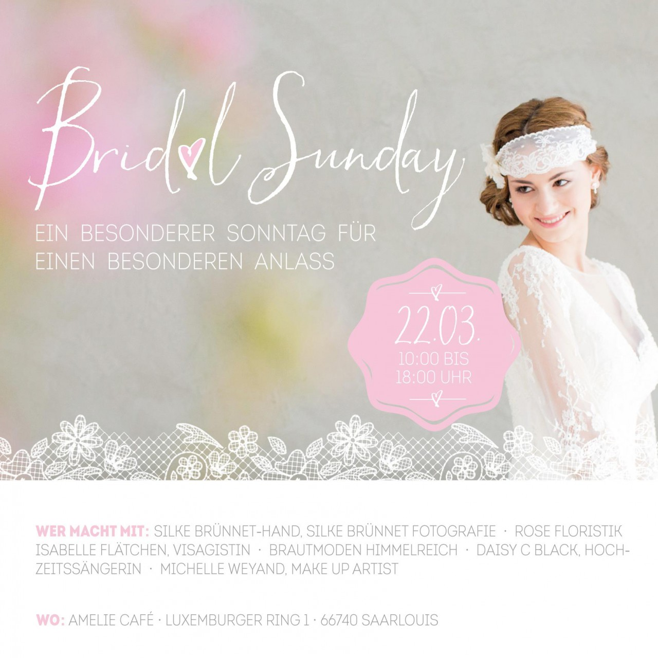 Bridal Sunday in Saarlouis